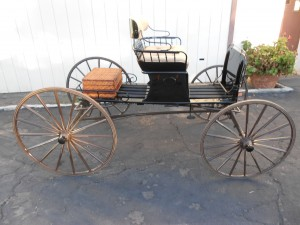Used Pony Carriages | Morgan Carriage Works